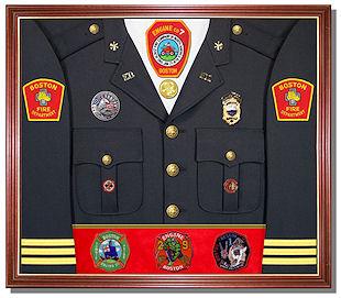 The Uniform Display Case