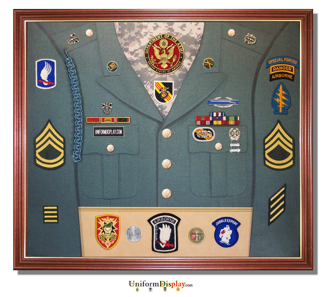 The Uniform Display Case - photo#17